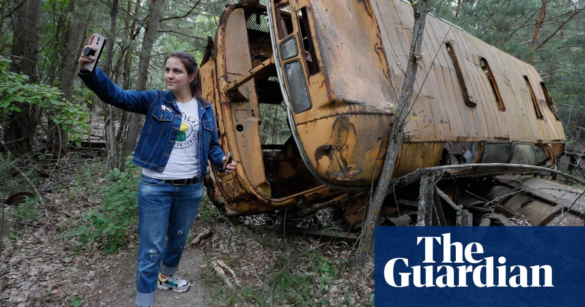Chernobyl writer urges Instagram tourists to 'respect' nuclear disaster site