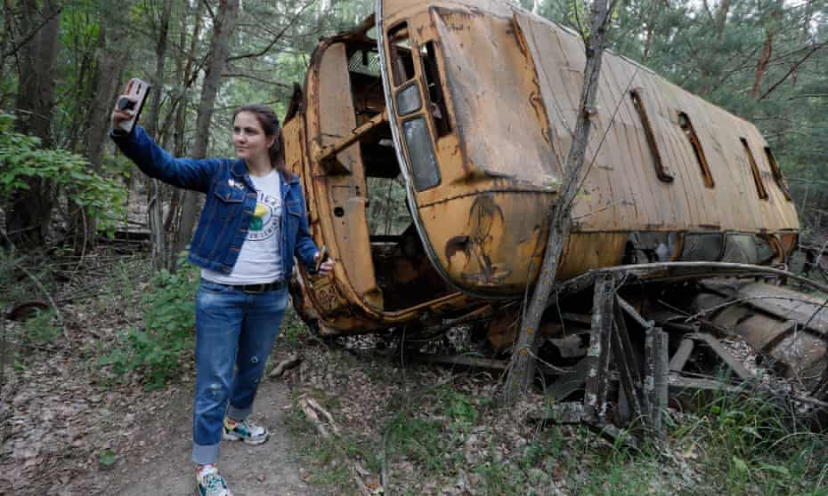'Who needs Venice when you can take a selfie in Pripyat?'