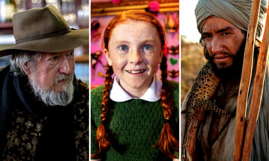 Michael Caton (Rams), Daisy Axon (H is for Happiness) and Ahmad Malek (The Furnace) star in three of Luke Buckmaster's top 10 Australian films of 2020.
