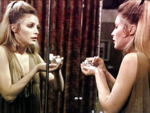Sharon Tate as Jennifer North in the film version of Valley of the Dolls (1967)
