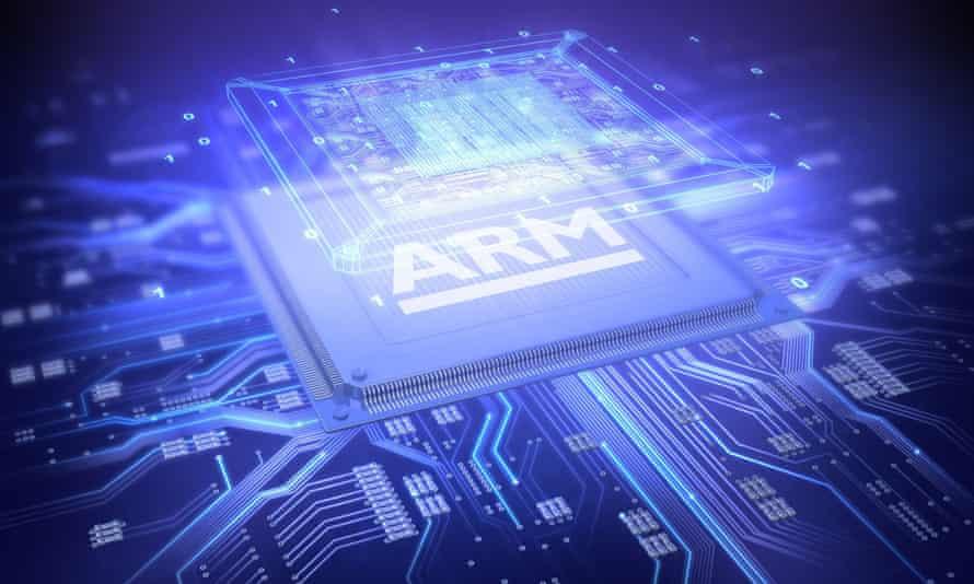 ARM Holdings logo