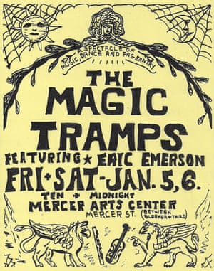 The Magic Tramps