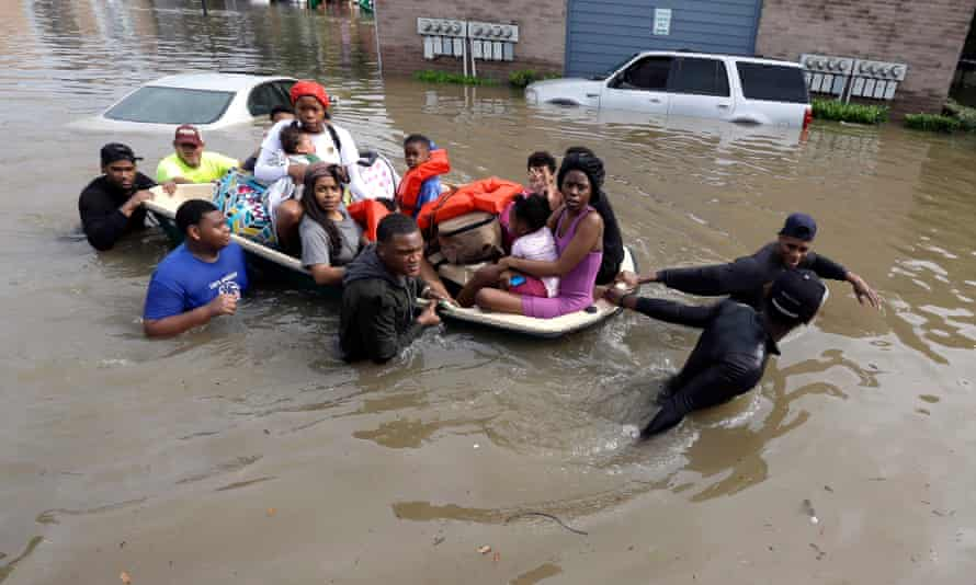 Houston has more casualties and property loss from floods than any other locality in the US.