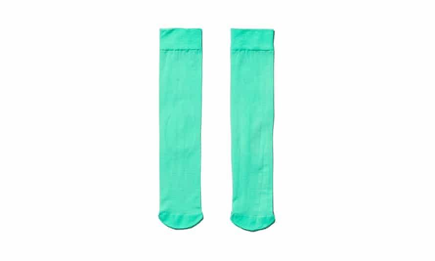 Weekday Bellatrix socks, £4, weekday.com
