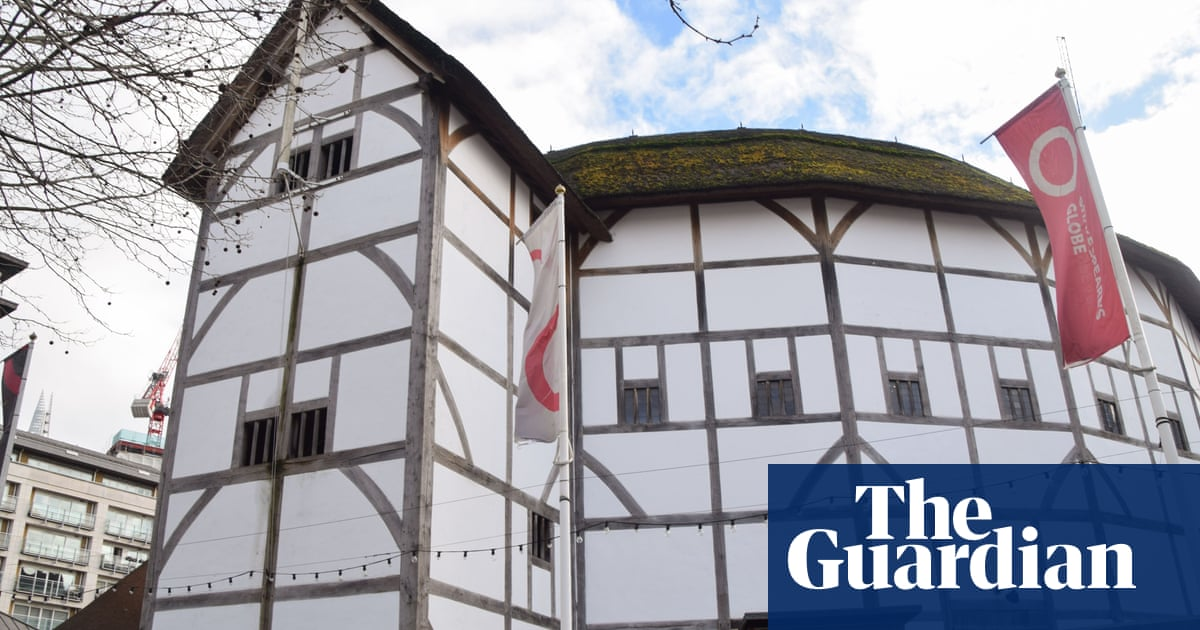 Shakespeare's Globe to reopen in May staging plays with no intervals