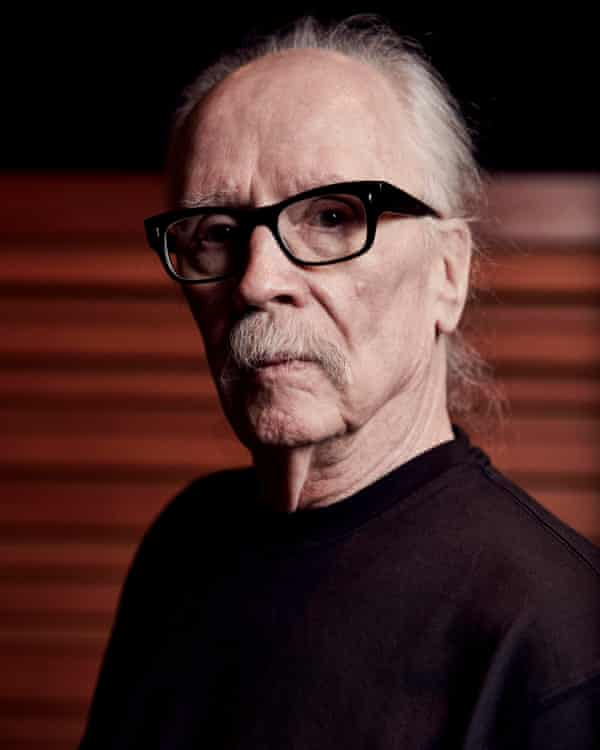 John Carpenter … just a poor director trying to get by in this terrible world