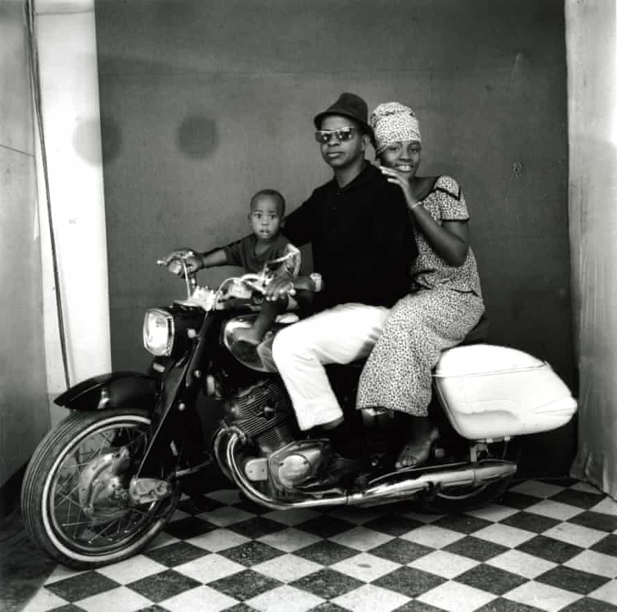toute la famille en moto 1962