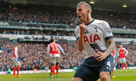 Tottenham's Toby Alderweireld