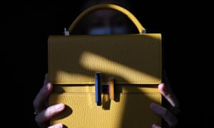 The goods stolen from the Paris apartment are believed to have included around 30 Hermes handbags worth thousands of euros.
