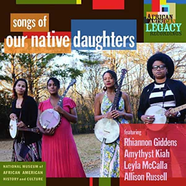 Our Native Daughters: Songs of Our Native Daughters, album artwork