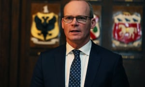 Simon Coveney said it was an 'extraordinary situation' to see Theresa May negotiate a deal and then try to renege on it.