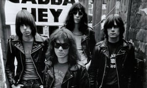 The Ramones: 'They wanted to be the biggest band in the world'