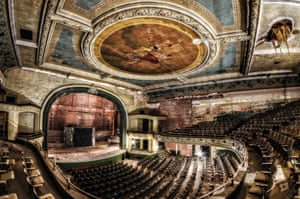 Orpheum Theatre, New Bedford, Massachusetts