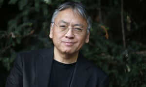 'The most truly gentlemanly writers' … Kazuo Ishiguro.