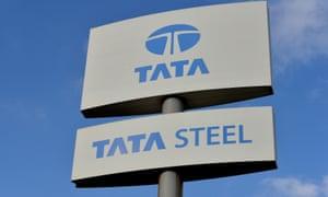Tata Steel signs