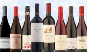 Red wines under £20