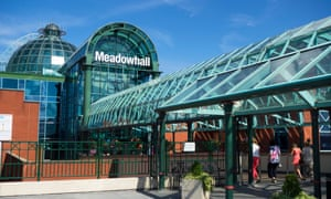 Meadowhall Shopping Centre, Sheffield, South Yorkshire.