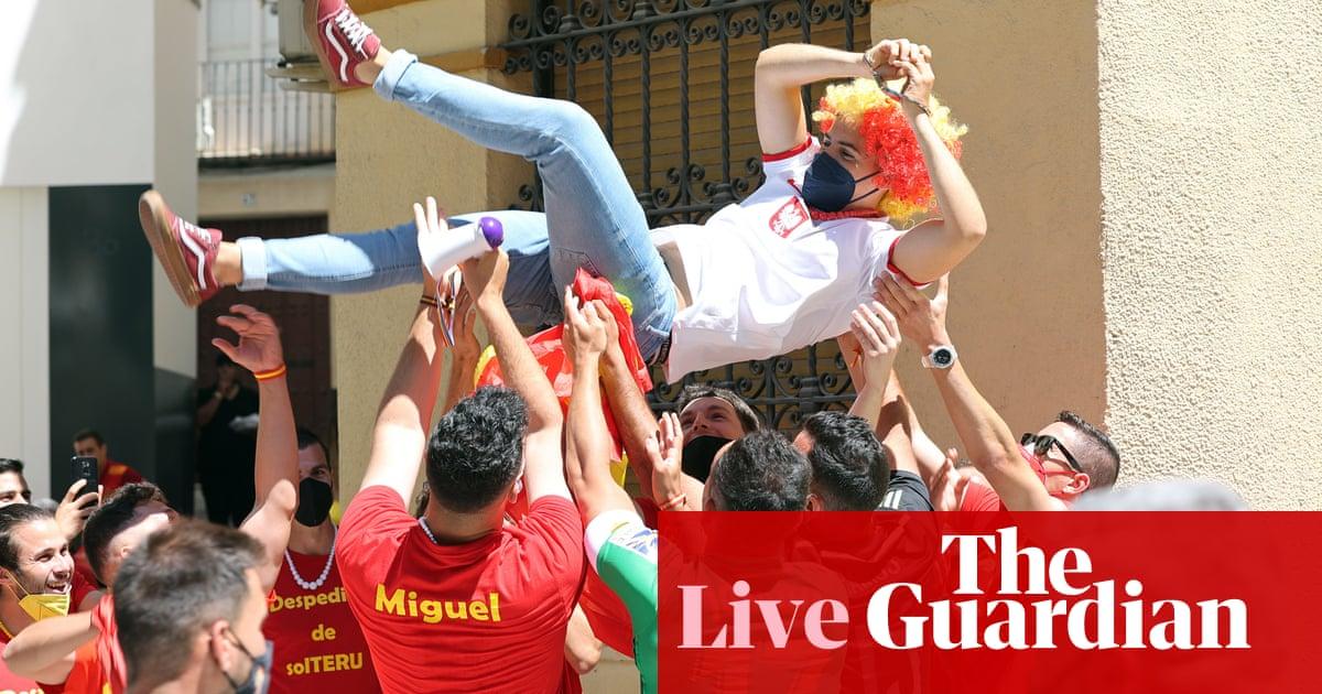 Spain v Poland: Euro 2020 – live!