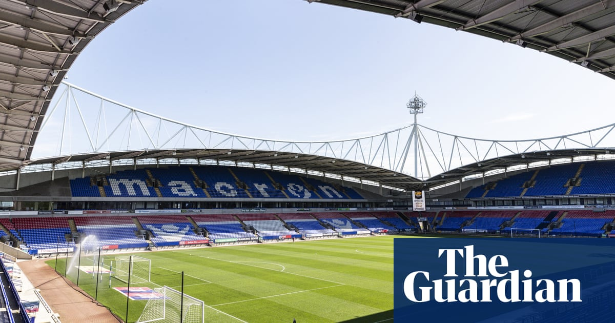 Bolton administrator optimistic of saving club as liquidation looms