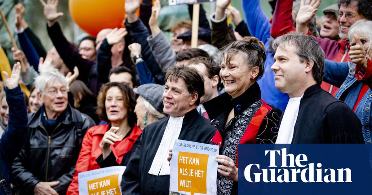 Climate action under duress: how Dutch were forced into emissions cuts
