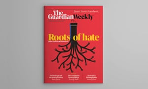 Guardian Weekly cover 22 March
