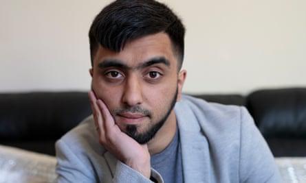 Danyaal Mahmud in Blackburn