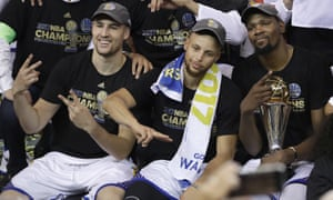0e9069224fec98 Domination and no drama: how big a threat are the Warriors to the NBA?