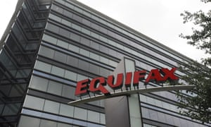 Equifax says 143 million Americans' data was breached.