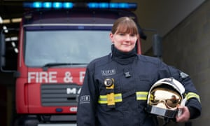 Dany Cotton, commissioner of London Fire Brigade