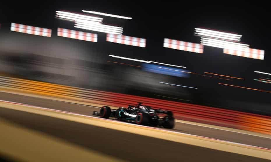 George Russell made an eye-catching Mercedes debut at the Sakhir Grand Prix and was unlucky not to win