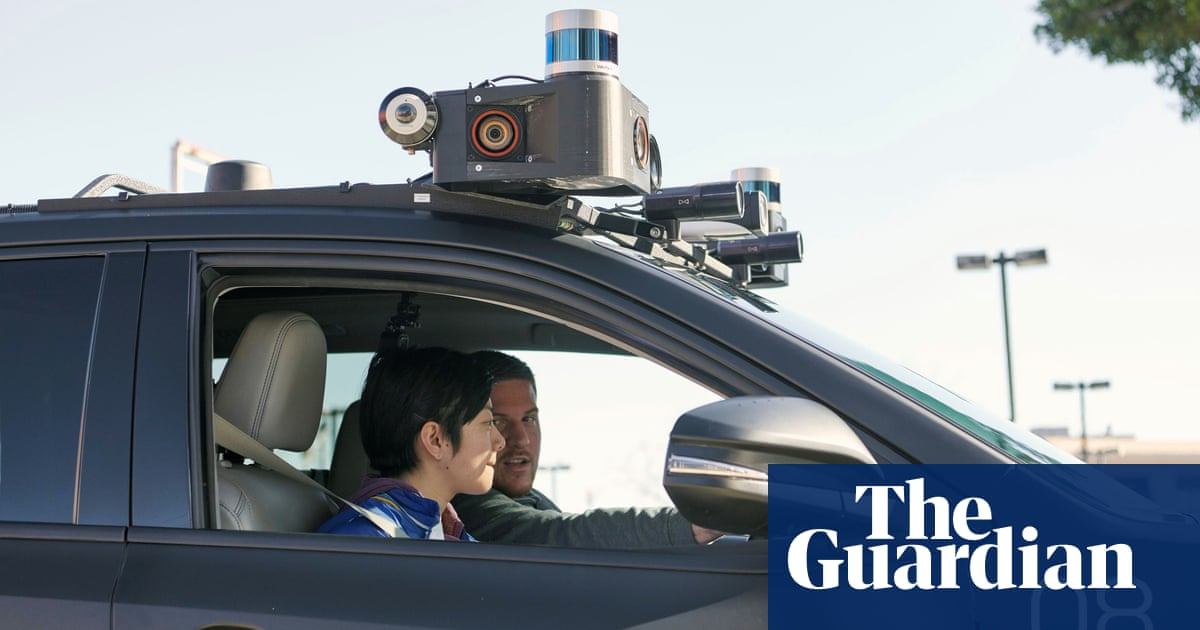 Self-driving cars could be allowed on UK motorways next year