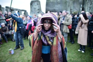 The winter solstice happens today at 10.44am GMT