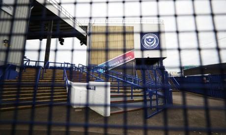 'Football does seem a bit irrelevant': how Covid-19 left Portsmouth reeling | David Hytner