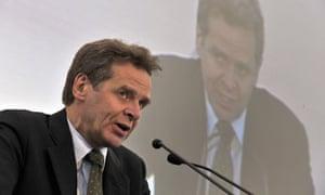 The IMF's Poul Thomsen.