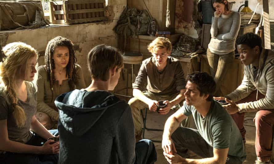 Maze Runner: The Death Cure.