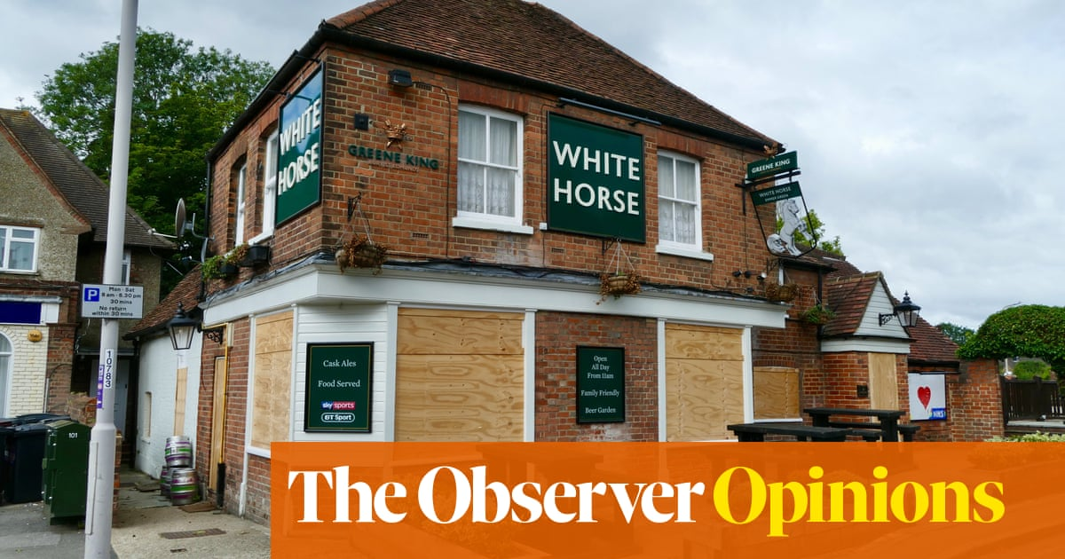 Save your local pub and help defeat populism
