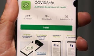 Australia's coronavirus tracing app Covidsafe has been downloaded more than 5.5m times on iPhone and Android phones. The Australian government says the Covid safe tracking app won't be mandatory to install.