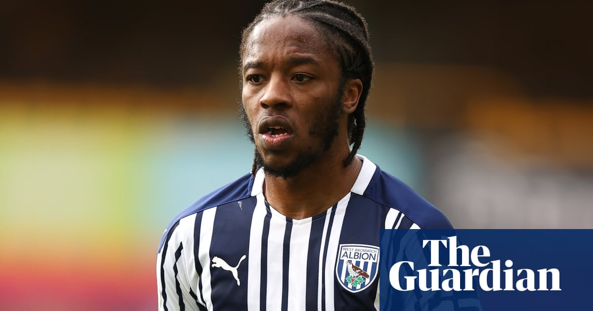 Man charged over online racial abuse of West Brom's Romaine Sawyers