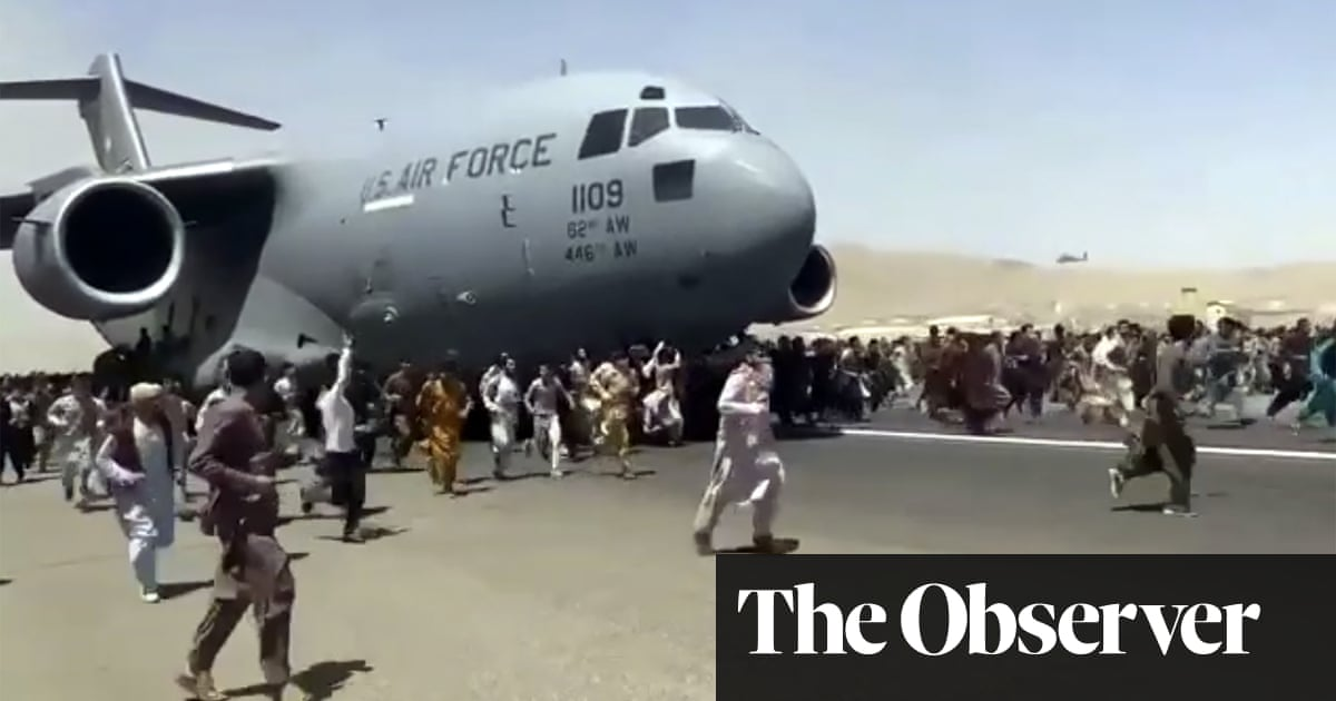 After the chaos in Kabul, is the American century over?