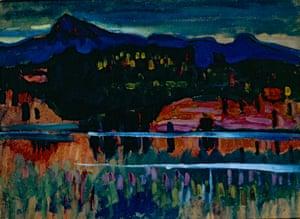 """""""A mystery landscape. """""""