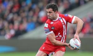 Mark Flanagan, Salford Red Devils