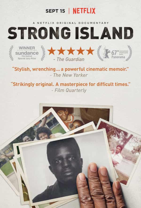 Strong Island, available on Netflix from 15 September.