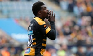 Christian Wade during his time with Wasps