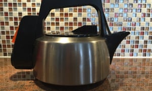'We got a call about a family with four kids – one was a baby – who were living in a B&B with no cooking facilities. Just a kettle. They'd been in one room for a year.'