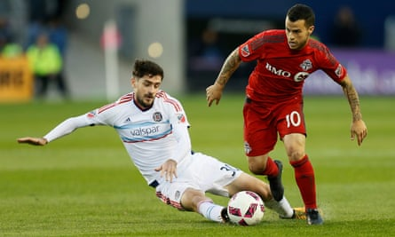 Sebastian Giovinco has tormented opposing defenders this season