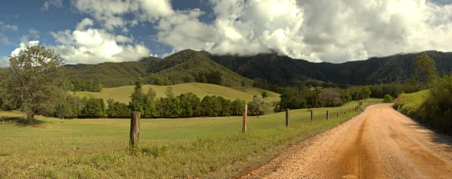 Promised Land, near Bellingen Australia
