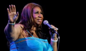 Aretha Franklin performs at Radio City music hall in New York in 2012