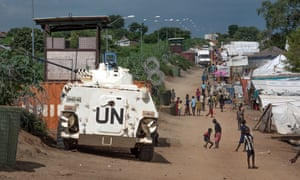 UN peacekeeping force in Southern Sudan