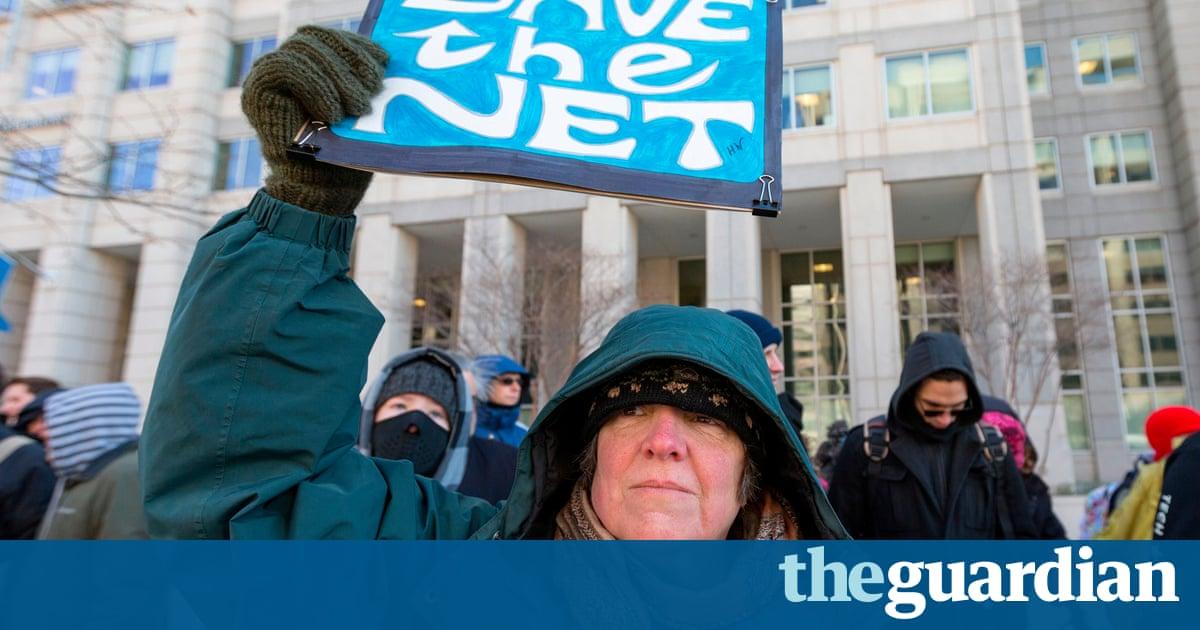 US regulator scraps net neutrality rules that protect open internet