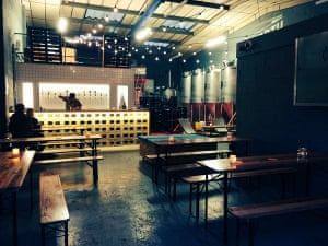 Inside North Brewing Co